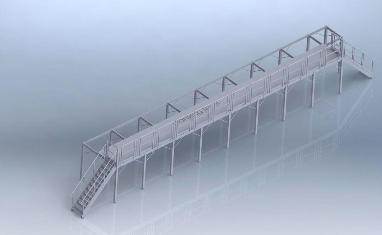 Software 3d lmr technology strutture in acciaio per for Progettazione 3d online